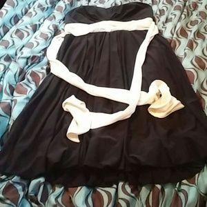 Short dress or shirt.